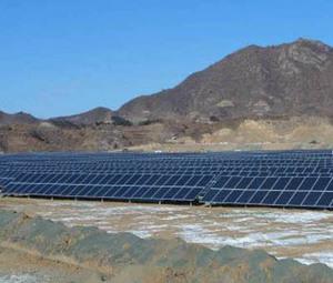 乌拉特后旗120MWp光伏电站项目。