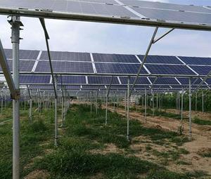 陕西渭南合阳50MWp光伏项目