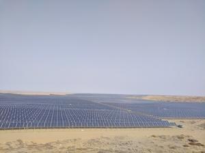 石嘴山市平罗县150MWp光伏电站项目